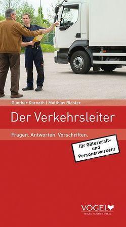 Der Verkehrsleiter von Karneth,  Günther, Richter,  Matthias