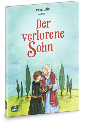 Der verlorene Sohn von Brandt,  Susanne, Lefin,  Petra, Nommensen,  Klaus-Uwe