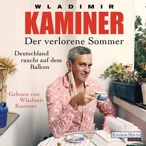 Der verlorene Sommer von Kaminer,  Wladimir