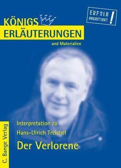 Der Verlorene von Hans-Ulrich Treichel von Bernhardt,  Rüdiger, Treichel,  Hans-Ulrich