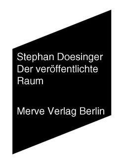 Der veröffentlichte Raum von Doesinger,  Stephan