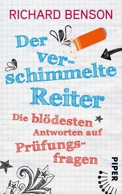 Der verschimmelte Reiter von Benson,  Richard, Krauss,  Viola