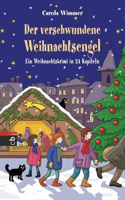 Der verschwundene Weihnachtsengel von Hammen,  Josef, Wimmer,  Carola