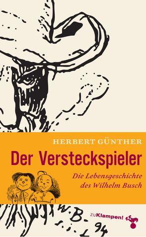 Der Versteckspieler von Guenther,  Herbert