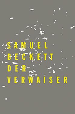 Der Verwaiser von Beckett,  Samuel, Detjen,  Klaus