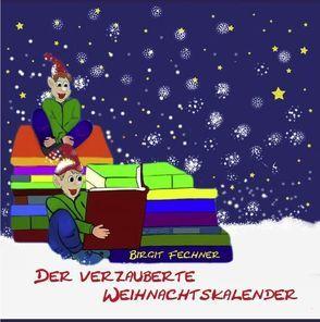 Der verzauberte Weihnachtskalender von Werdecker,  Lena