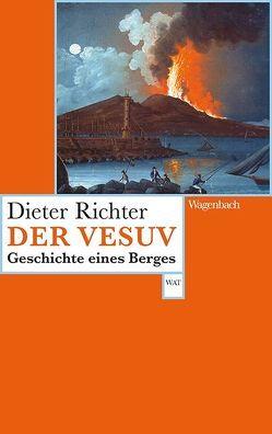 Der Vesuv von Richter,  Dieter