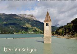 Der Vinschgau (Wandkalender 2019 DIN A2 quer) von Kienitz,  Carsten