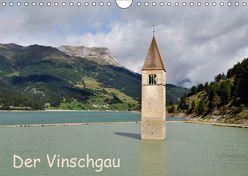 Der Vinschgau (Wandkalender 2019 DIN A4 quer) von Kienitz,  Carsten