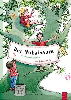 Der Vokalbaum von Berg,  Juliane, Gerhaher,  Eleonore