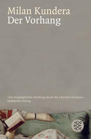 Der Vorhang von Aumüller,  Uli, Kundera,  Milan