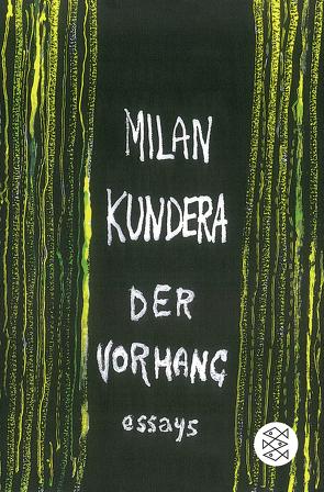 Der Vorhang von Aumüller,  Uli, Kundera,  Milan, Ricard,  François