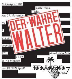 Der wahre Walter von Hostettler,  Urs
