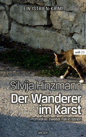 Der Wanderer im Karst von Hinzmann,  Silvija