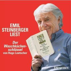Der Waschküchenschlüssel von Loetscher,  Hugo, Steinberger,  Emil