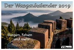 Der Wasgaukalender 2019 von Bollheimer,  Marco, Paulick,  Michael