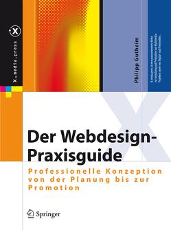 Der Webdesign-Praxisguide von Gutheim,  Philipp