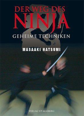 Der Weg des Ninja von Hatsumi,  Masaaki, Masberg,  Mario, Tietzer,  Rene