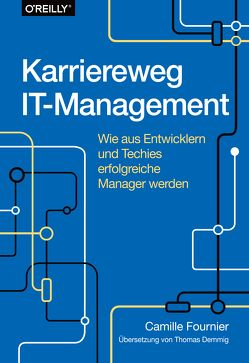 Karriereweg IT-Management von Fournier,  Camille