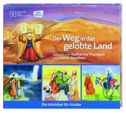 Der Weg in das gelobte Land von Noethen,  Ulrich, Oleak,  Rainer, Thalbach,  Katharina