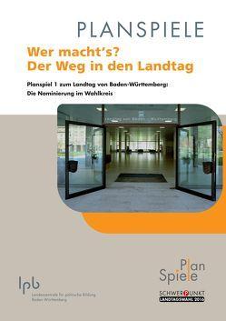 Der Weg in den Landtag