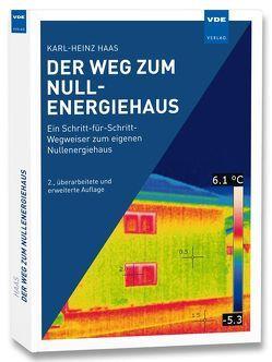 Der Weg zum Nullenergiehaus von Haas,  Karl-Heinz