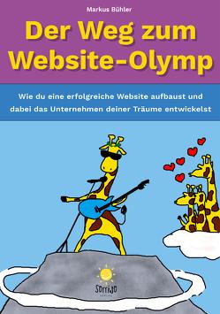 Der Weg zum Website-Olymp von Bühler,  Markus, Susanne,  Schmöller