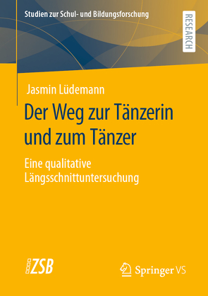 Der Weg zur Tänzerin und zum Tänzer von Lüdemann,  Jasmin