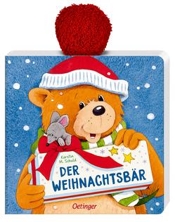 Der Weihnachtsbär von Schuld,  Kerstin M.