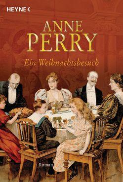 Der Weihnachtsbesuch von lüra - Klemt & Mues GbR, Perry,  Anne, Pilz,  Usch