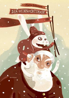 Der Weihnachtshase von Baltscheit,  Martin