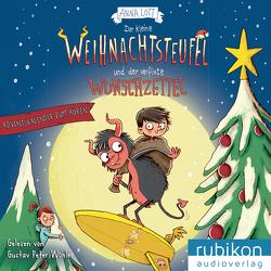 Der Weihnachtsteufel und der verflixte Wunschzettel von Lott,  Anna, Wöhler,  Gustav-Peter