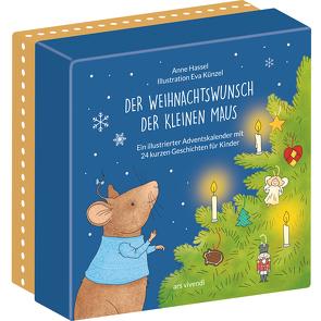 Der Weihnachtswunsch der kleinen Maus (Neuauflage) von Hassel,  Anne