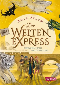 Der Welten-Express 2 (Der Welten-Express 2) von Schlick,  Bente, Sturm,  Anca