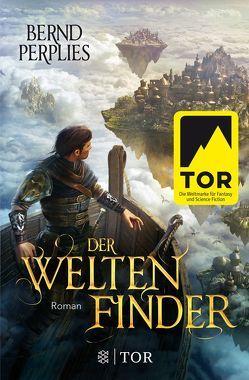 Der Weltenfinder – Die zweite Reise ins Wolkenmeer von Perplies,  Bernd
