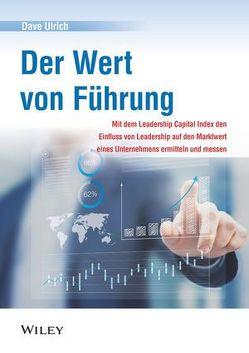 Der Wert von Führung von Reit,  Birgit, Ulrich,  Dave