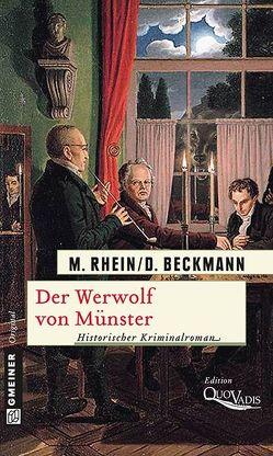 Der Werwolf von Münster von Beckmann,  Dieter, Rhein,  Maria
