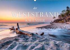 Der Weststrand Kalender (Wandkalender 2019 DIN A2 quer) von Kilmer,  Sascha