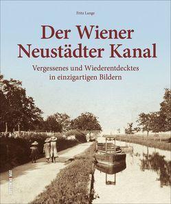 Der Wiener Neustädter Kanal von Lange,  Fritz