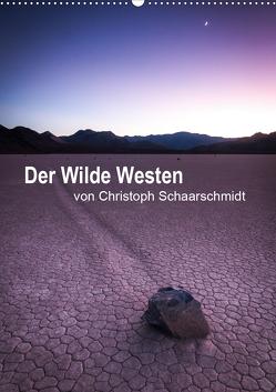 Der Wilde Westen (Wandkalender 2021 DIN A2 hoch) von Schaarschmidt,  Christoph