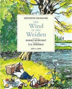 Der Wind in den Weiden von Grahame,  Kenneth, Rowohlt,  Harry, Shepard,  E H