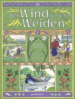Der Wind in den Weiden von Grahame,  Kenneth, Poljakowa,  Olga