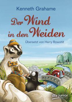 Der Wind in den Weiden von Grahame,  Kenneth, Rowohlt,  Harry