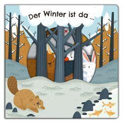 Der Winter ist da … von Passchier,  Anne