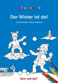 Der Winter ist da! von Kerbusch,  Katrin, Sangu,  Verena