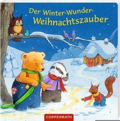 Der Winter-Wunder-Weihnachtszauber von Grundmann,  Harriet, Schuld,  Kerstin M.