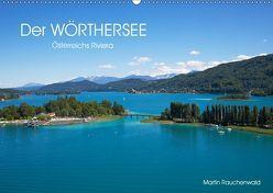 Der Wörthersee – Österreichs Riviera (Wandkalender 2019 DIN A2 quer) von Rauchenwald,  Martin
