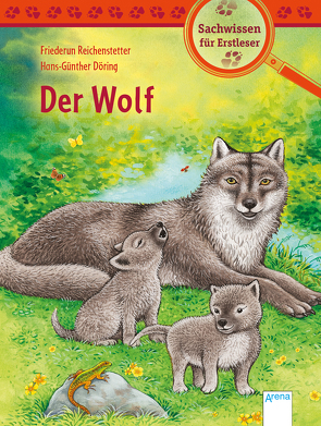 Der Wolf von Döring,  Hans Günther, Reichenstetter,  Friederun
