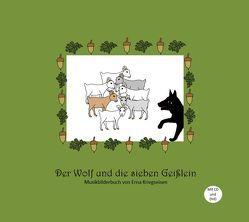 Der Wolf und die sieben Geißlein von Kriegseisen,  Erna