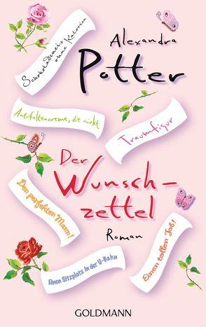 Der Wunschzettel von Brandl,  Andrea, Potter,  Alexandra